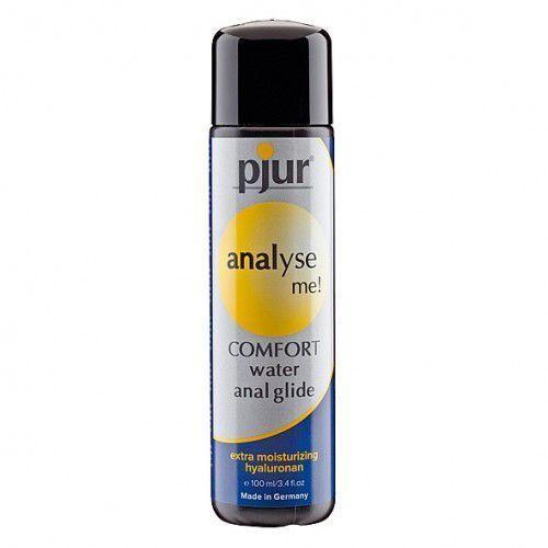 Mocny lubrykant analny - Pjur Analyse Me Comfort Water Glide 100 ml z kategorii Żele erotyczne