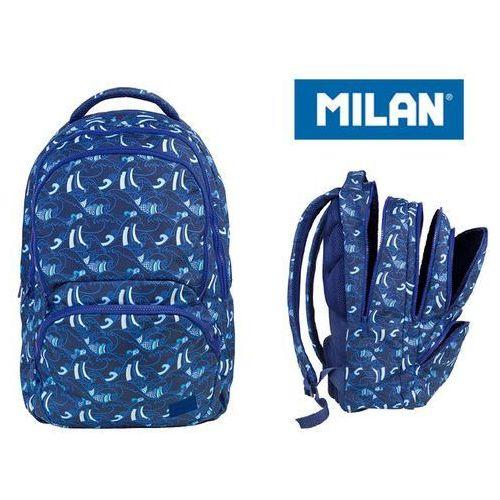 Plecak MILAN duży 25 L WAVES (8411574069324)