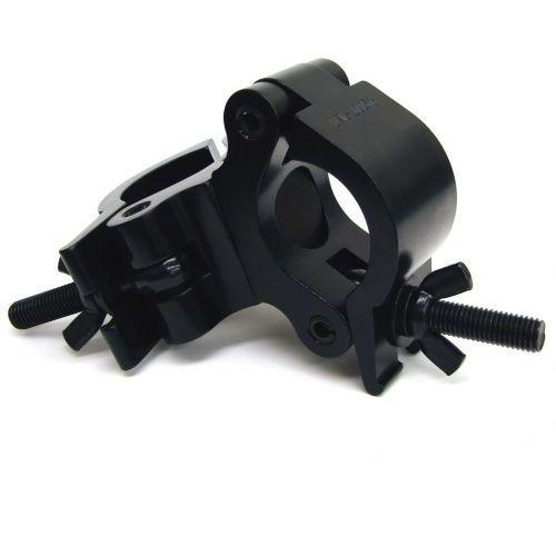 pro swivel clamp/blk obejma - hak aluminiowy - podwójna obejma na rurę fi 50mm marki Duratruss