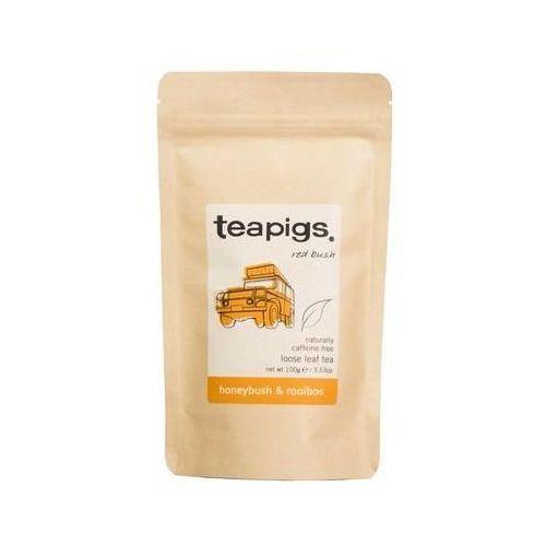 Teapigs Organic Honey Bush and Rooibos - Herbata Sypana 100g