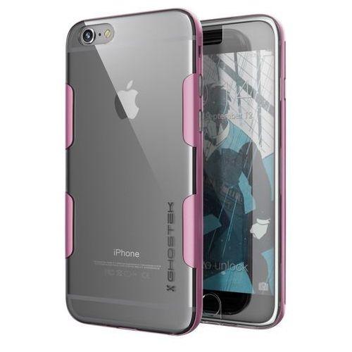Ghostek Cloak Apple iPhone 6/6s Plus Pink + Szkło, kolor różowy