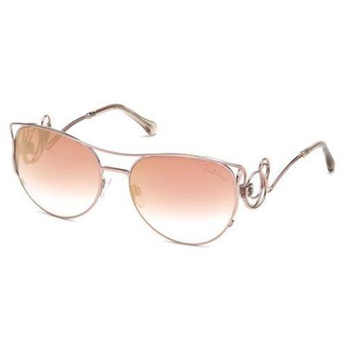 Roberto cavalli Okulary słoneczne rc 1026 carmignano 34u