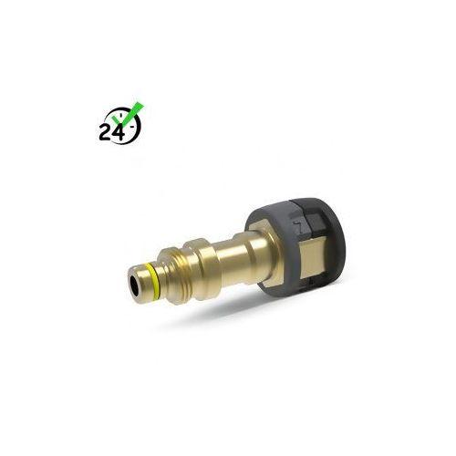 Karcher Adapter 7 easy!lock do hd/hds, ✔zaplanuj dostawę ✔sklep specjalistyczny ✔karta 0zł ✔pobranie 0zł ✔zwrot 30dni ✔raty ✔gwarancja d2d ✔leasing ✔wejdź i kup najtaniej (4054278238173)