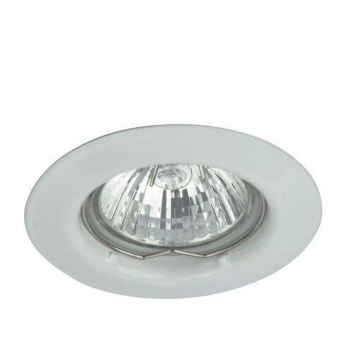 Oczko lampa sufitowa oprawa wpuszczana Rabalux Spot relight 1X50W GU 5.3 biały 1087