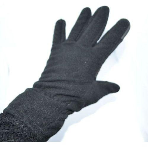 Sharg products group Rękawice zimowe sharg fleece touchpad black (1040bk) (2010000051887)