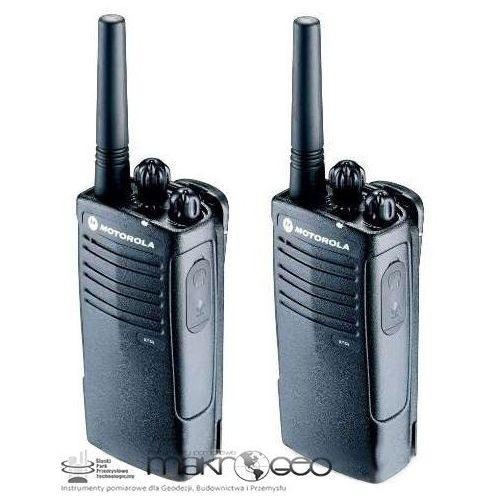 Radiotelefon  xtni aku 2150 mah - 2 szt. zestaw od producenta Motorola
