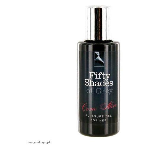 50 shades of grey  - żel stymulujący dla kobiet pleasure gel for her (5060108819145)