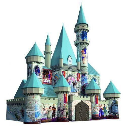 Puzzle 3d frozen 2 zamek 216 elementów marki Ravensburger