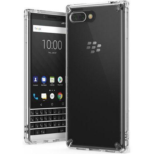 Etui fusion case czarneberry key2 przezroczyste marki Ringke