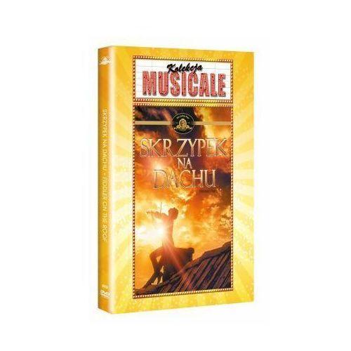 Skrzypek na dachu (Książka + DVD)