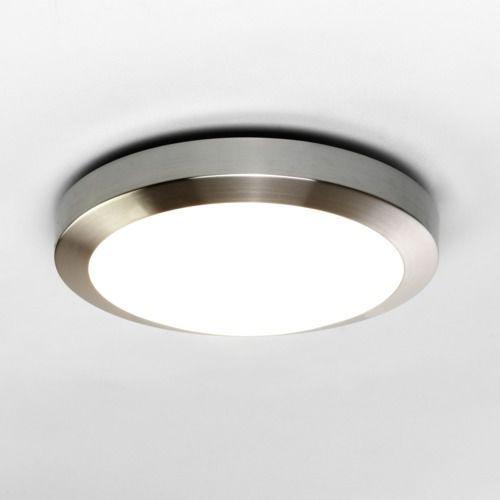 Dakota 300 ceiling light brushed nickel, kolor nikiel