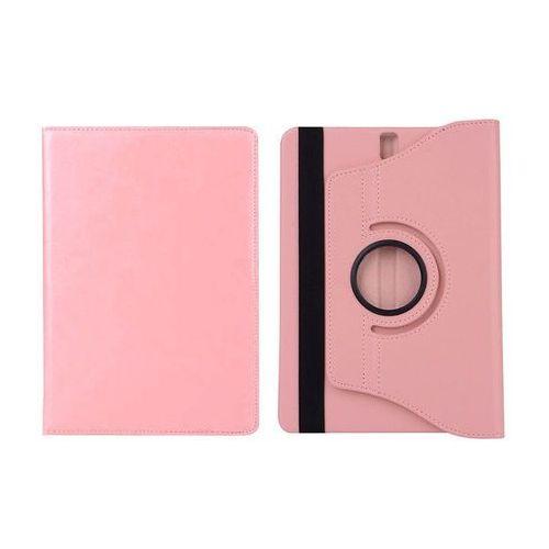 Etui obrotowe 360° Samsung Galaxy Tab S3 9.7 Różowe - Różowy