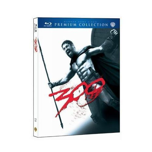 300 (bd) premium collection marki Galapagos films