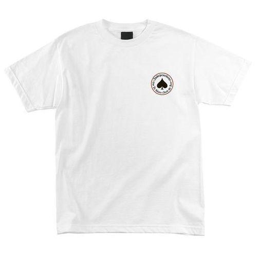 Koszulka - thrasher oath regular t-shirt white (101271) rozmiar: l marki Independent