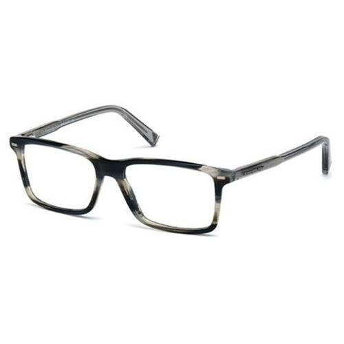 Ermenegildo zegna Okulary korekcyjne  ez5008 064