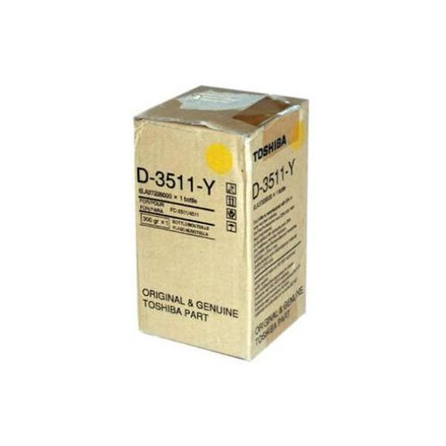 Toshiba wywoływacz Yellow D-3511-Y, D3511Y, 6LA27228000, D-3511-Y