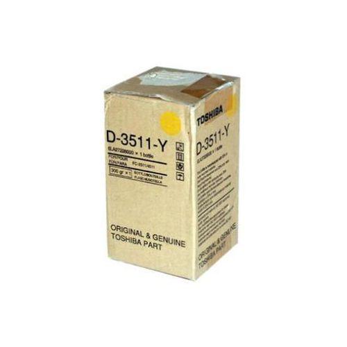 wywoływacz yellow d-3511-y, d3511y, 6la27228000 marki Toshiba
