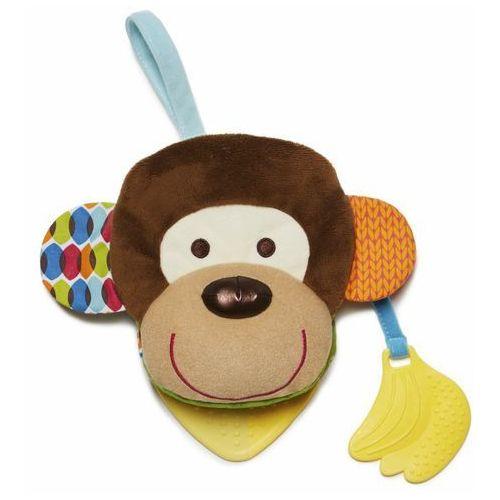 - książeczka–pacynka bandana buddies małpa marki Skip hop