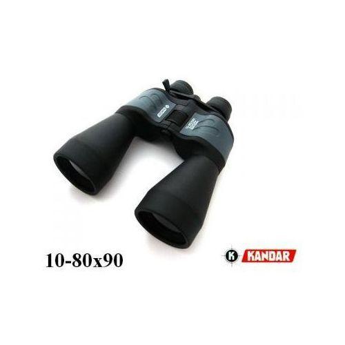 Kandar Oryginalna lornetka 10-80x90 + mocowanie statywowe + pokrowiec i akcesoria.