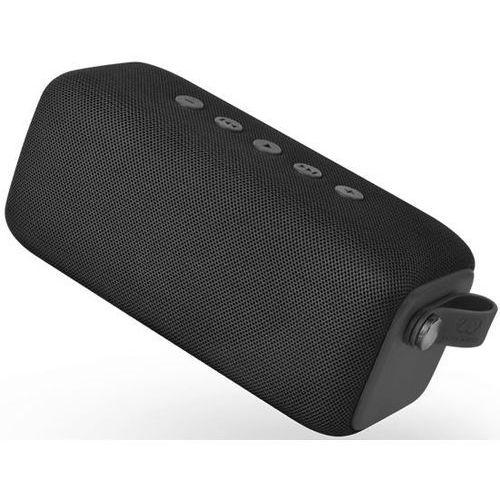 Głośnik mobilny FRESH 'N REBEL Rockbox Bold M Concrete Czarny + Zamów z DOSTAWĄ JUTRO! + DARMOWY TRANSPORT!