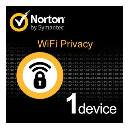 Symantec Norton WiFi Privacy 1 Urządzenie Odnowienie
