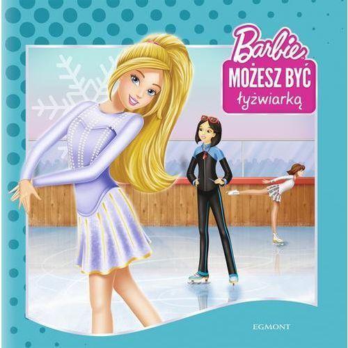 Barbie Możesz Być Łyżwiarką - Praca zbiorowa (9788328125339)