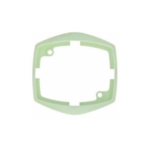 OSPEL TON RO-2C/11 Ramka ozdobna do gniazd pojedynczych SELEDYNOWY, kolor seledynowy