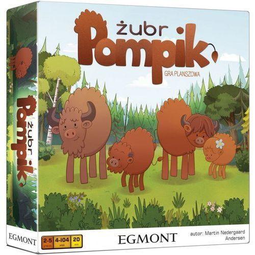 Egmont Gra żubr pompik (5908215009281)
