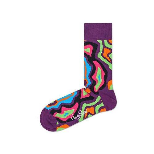 Happy socks mri skarpetki fioletowy 36-40
