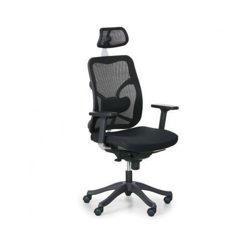 Krzesło biurowe Bruggy, czarne
