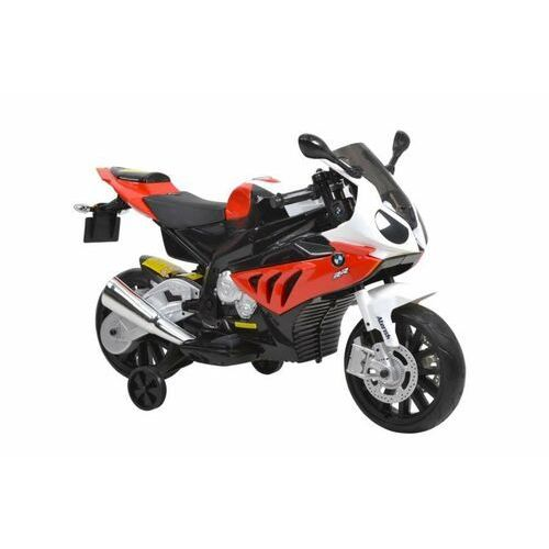 HECHT BMW S1000RR-RED MOTOR SKUTER ELEKTRYCZNY AKUMULATOROWY MOTOCYKL MOTOREK ZABAWKA AUTO DLA DZIECI - EWIMAX OFICJALNY DYSTRYBUTOR - AUTORYZOWANY DEALER HECHT (8595614912198)