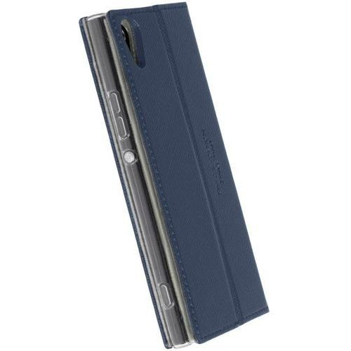 Krusell Malmo4 Card Sony Xperia XA1 granatowe (AKGETKRULSOTRK07) Darmowy odbiór w 21 miastach!, AKGETKRULSOTRK07