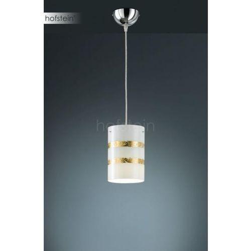 Trio nikosia lampa wisząca chrom, 1-punktowy - nowoczesny/dworek/śródziemnomorski - obszar wewnętrzny - nikosia - czas dostawy: od 3-6 dni roboczych (4017807385366)