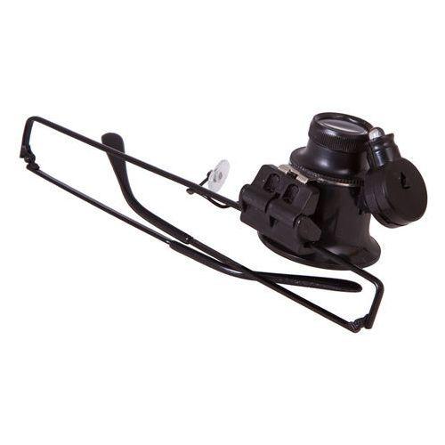 Levenhuk Okulary powiększające zeno vizor g1 + zamów z dostawą jutro! (0611901504797)