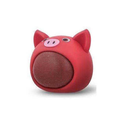 Głośnik bluetooth forever abs-100 sweet animal pig rose marki Forever tf1