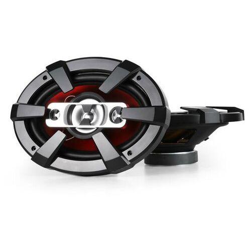 """Auna sbc-9141 15x23cm (6x9"""") głośniki samochodowe 2000w max. (4260275621256)"""