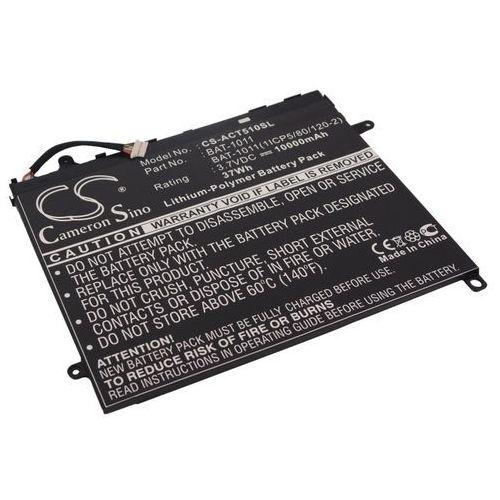 Cameron sino Acer iconia tab a510 / bat-1011 10000mah 37.00wh li-polymer 3.7v ()