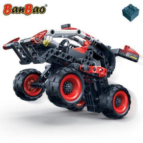BANBAO HI-TECH Pojazd 207 el. Darmowa wysyłka i zwroty