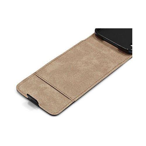 Samsung Galaxy S5 Mini - etui na telefon Flip Fantastic - buldog francuski, ETSM119FLFCEF014000