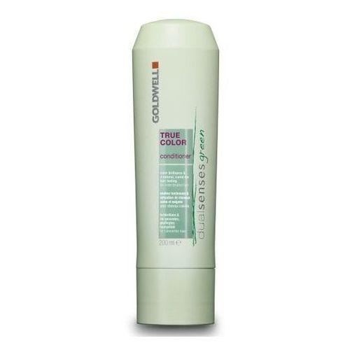 Goldwell dualsenses green color conditioner | odżywka do włosów farbowanych 200 ml