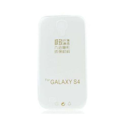 Futerał Back Case 0,3mm - Samsung Galaxy S4 i9500 i9505 transparentny