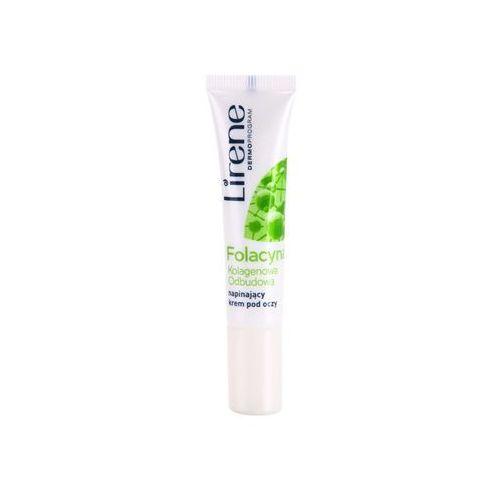 Lirene Folacyna 40+ krem wygładzający do okolic oczu SPF 6 15 ml