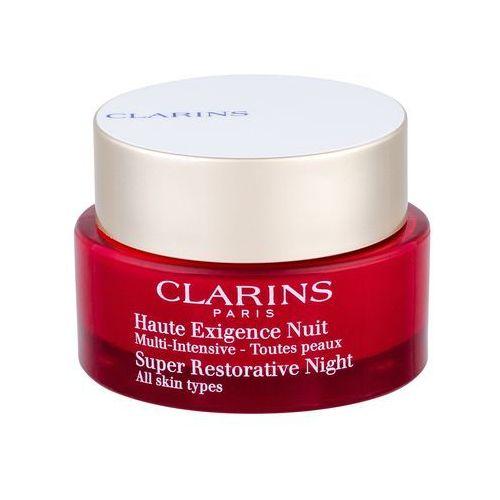 Clarins Super Restorative Night krem na noc 50 ml dla kobiet (3380811097107)