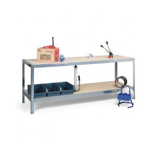 Stół do pakowania, długość 2500 mm