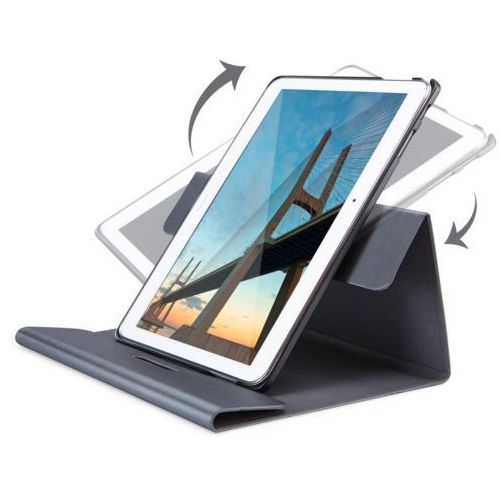"""Obracane etui typu folio dedykowane do Samsung Galaxy Tab 4 10"""" biały"""