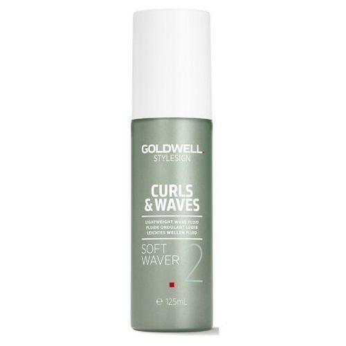 Goldwell stylesign curls & waves soft waver | lekki krem do stylizacji włosów kręconych 125ml (4021609279440)
