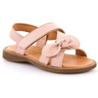sandały dziewczęce 31 różowe marki Froddo