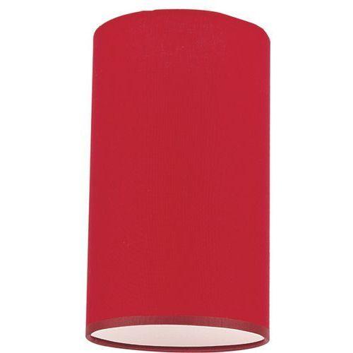 Lampa sufitowa office circle 60w czerwony marki Tk lighting