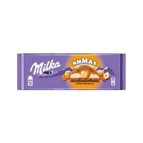 Mondelez Milka 300g toffee wholenuts czekolada