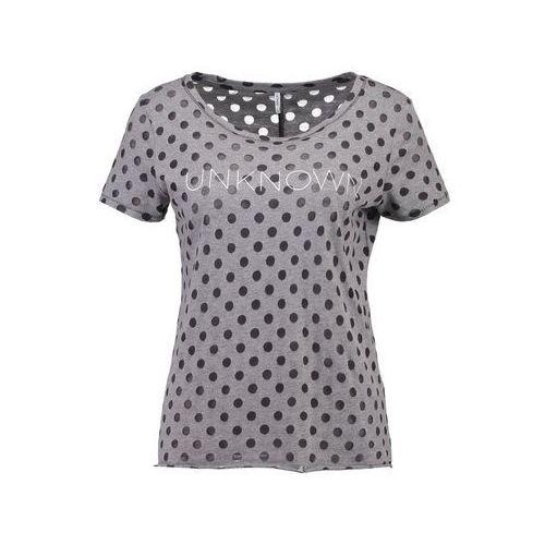 ONLY ONLMIRA Tshirt z nadrukiem grey, bawełna